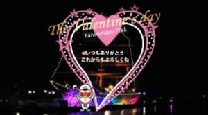 パワーバレンタインin海王丸パークの画像