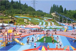 太閤山ランド プール営業の画像
