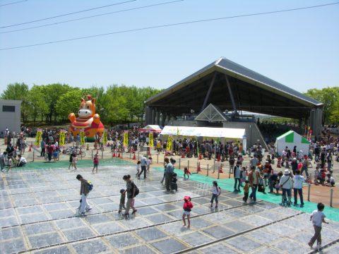 いきいき射水・太閤山フェスティバルの画像